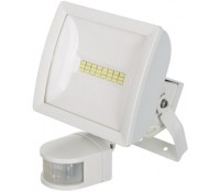 Image for Timeguard LED Night Eye Ultra LEDX10PIRWH 10Watt LED Energy Saving Floodlight with PIR Detector White