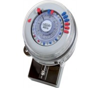 Image for Timeguard Trade Time Controller RTS114 7 Day Half and Day Omit 20Amp 4Pin Alternative to Sangamo S255-2-171