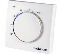 Image for Timeguard Programastat Controller TRT030 Electronic Room Thermostat 5 to 30 Deg C