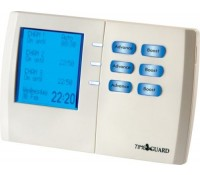 Image for Timeguard Programastat Controller TRT038 7 Day Digital Heating Programmer 3 Channel Easy View