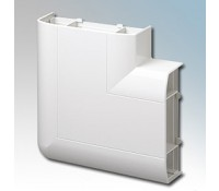 Image for MK Prestige 3D Dado and Skirting VP185WHI Flat Angle White