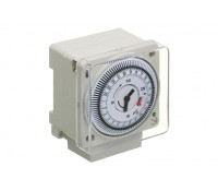 Image of Europa Modular Time Switch 16A Analogue 24 Hour Programmable
