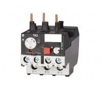 Image of Europa Industrial Thermal Overload Relay 9.00-13.00A Contactor Mounted