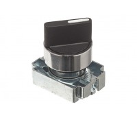 Image of Europa Selector Switch 3 Position Stay Put for a Control Station 22mm