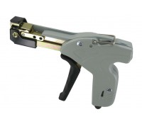 Stainless Steel Cable Tie Gun For Roller Ball System