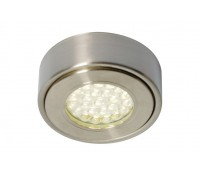 Image of Culina Laghetto Round Under Cabinet LED Light 140lm 1.5W 4200K Nickel