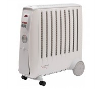 Image of Dimplex CDE2Ti Oil Free Radiator 2kW with Digital Display LCD Timer