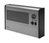 Image of Dimplex WFE3TNS Wall Mounted Fan Convector Heater Thermostat 3kW Silver