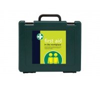 Image of First Aid Kit 20 Person Emergency Site Safety Handy Carry Case