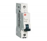 Image of Wylex NHXLB32 32A MCB SP Circuit Breaker Type B