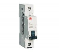 Image of Wylex NHXLC10 10A MCB SP Circuit Breaker Type C