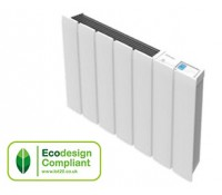 Image of Dimplex Monterey Panel Heater 1kW MFP100E 7 Day Timer Eco Design Compliant