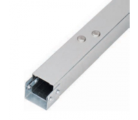 Legrand Salamandre MGR33 Trunking Length 75x75mm 3Metres Pre Galvanised