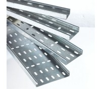 Legrand Swifts MRFL/50/PG Medium Duty Cable Tray 50mm 3Metre Pre Galvanised