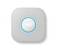 Image of Nest Protect Smoke Alarm and Carbon Monoxide Detector Battery Powered