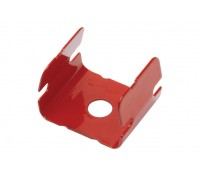 Image of D-Line U-Clip 30mm Red 18th Edition Fire Clip MMT2 Trunking Each
