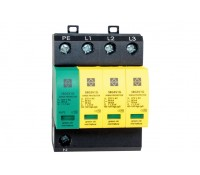 Image of Lewden Commercial Type 2 Three Phase SPD Module