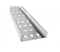 Image of Trench MDT075TR 75mm Medium Duty Cable Tray 3M Length