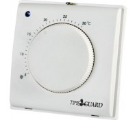 Timeguard Programastat Controller TRT032 Electronic Room Thermostat with Tamper Proof Cover 5 to 30 Deg C