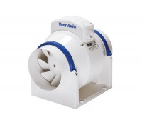 Image of Vent-Axia ACM150T 6 Inch Inline Extractor Fan with Timer