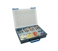 Image of Wago 51228988 Professional Carry Case Installation Box 240 Connectors