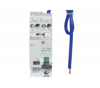 Image of Wylex NHXSC10AFD 6A Arc Fault Detection Device AFDD RCBO SP+N C Curve