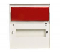 Image of Wylex NMFS10 Intumescent Fire Barrier for Consumer Unit 10 Way