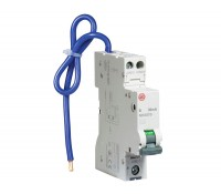 Image of Wylex NHXS1B32 32A RCBO DP Circuit Breaker Type B