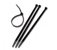 SWA Black Cable Ties 160mm x 4.8mm 100 Pack