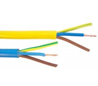 3183Y 1.5mm 110V Flexible Arctic Yellow Cable 3 Core 1M
