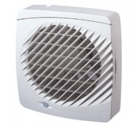 """Greenwood Airvac Elite 100 EL100SVHTR 100mm 4"""" Low Voltage Fan with Remote Operation Humidistat and Timer"""