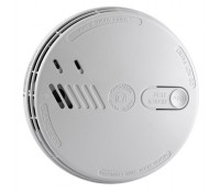 Aico EI141RC Ionisation Smoke Alarm Mains Powered for Bedrooms