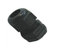 SWA Cable Gland 20mm Small Aperture Black IP68 Each
