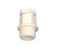 SWA Cable Gland 25mm IP54 Polyamide with Locknut White