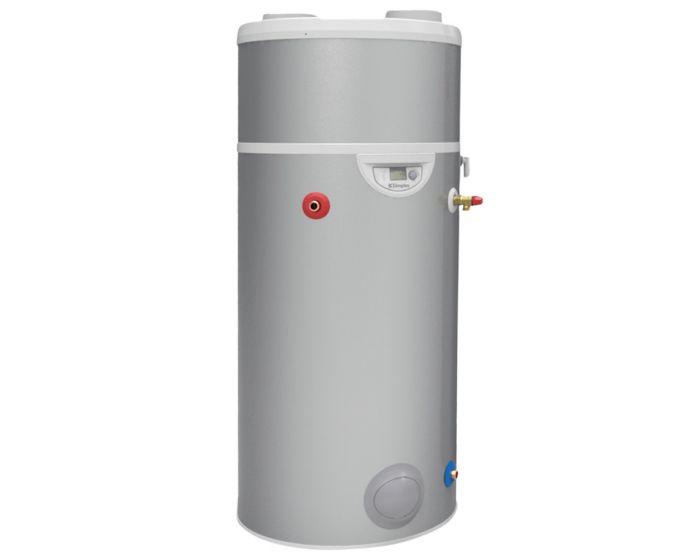 Dimplex Edel Hot Water Cylinder App Controlled Heat Pump 200L