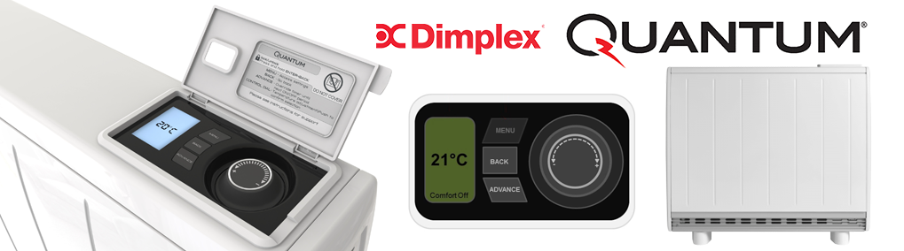 how to set up your Dimplex Quantum heater